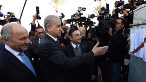 Fabius Algerie Collaboration Exemplaire