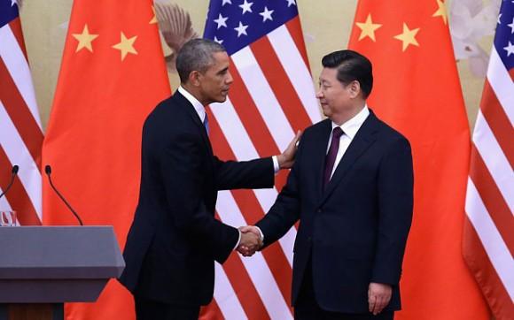 Guerre économique Chine Etats-Unis