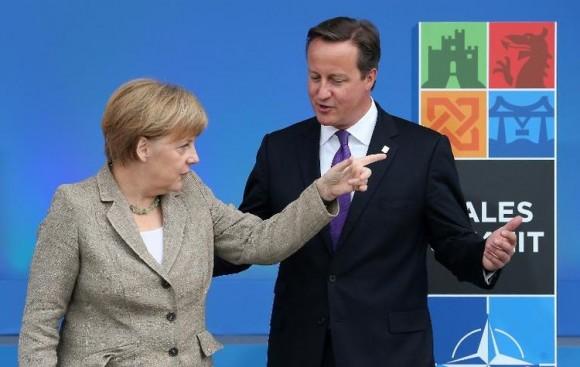 Merkel Royaume-Uni quitte UE immigration