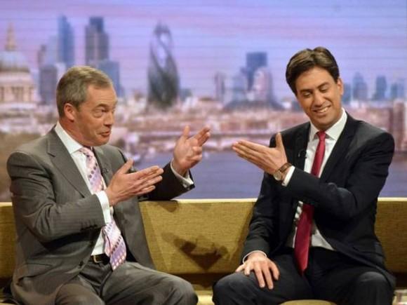 Nigel Farage alliance Labour UKIP
