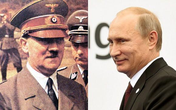 Poutine Pacte germano sovietique Reprehensible