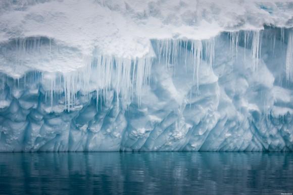 glace Antarctique plus epaisse prevu