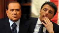 Italie: accord Renzi Berlusconi sur un futur bipartisme