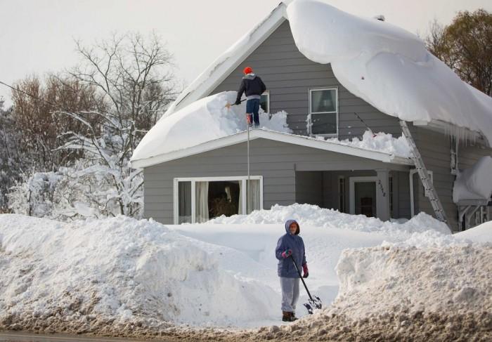 réchauffement climatique Etats-Unis