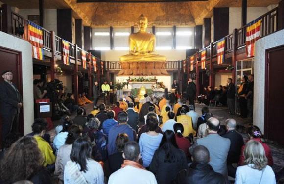 Bouddhisme France Ersatz Vehicule Pantheisme