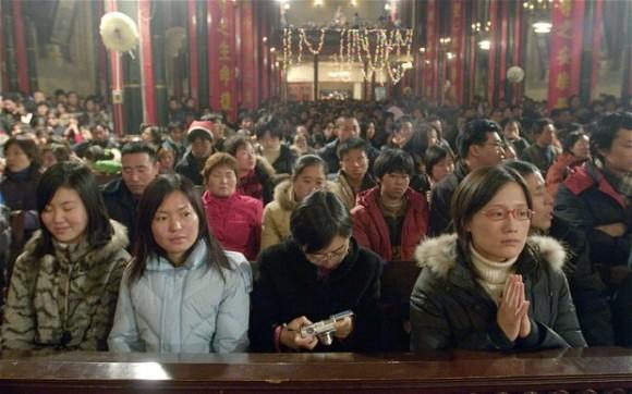 Chine Chretiens Communistes