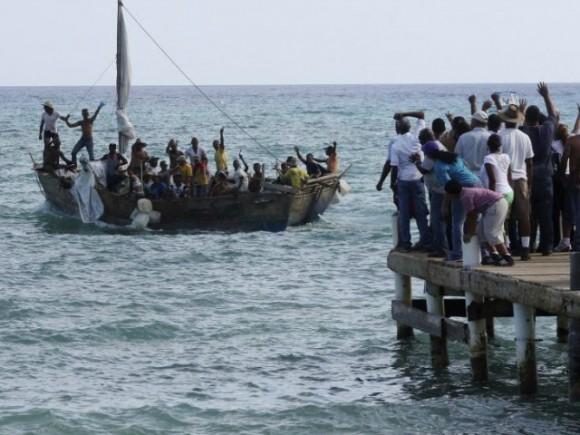 Cuba le gouvernement coule un bateau de réfugiés où se trouvaient des enfants