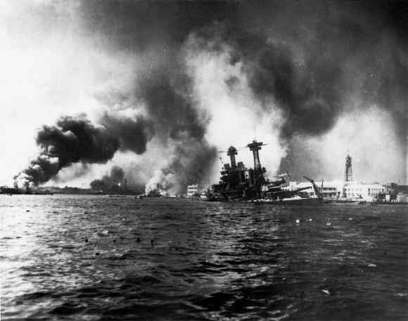 Pearl Harbor mensonge Washington