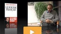 Rencontre avec Eric Zemmour: «L'uniformisation des médias»