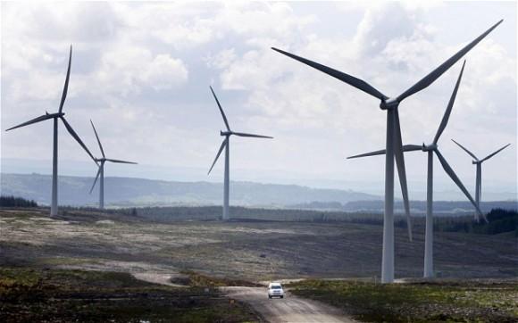 Royaume-Uni Enquete Parcs eoliens Nuisances