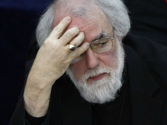 ancien archeveque de Canterbury contre sortie Union europeenne