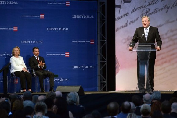 base conservateurs opposee candidature Jeb Bush
