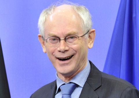 montant recevoir Herman Van Rompuy