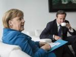 Immigration: sous la pression de Merkel, Cameron ne limitera pas l'entrée des citoyens européens au Royaume-Uni