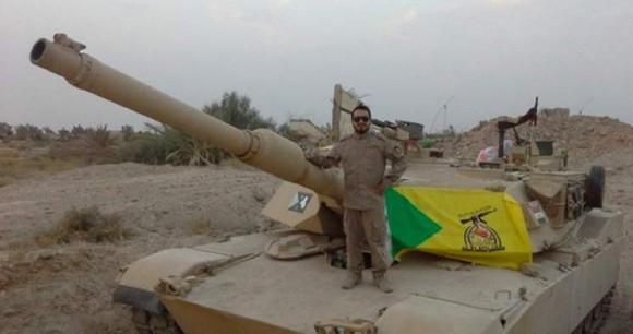 Irak Etats-Unis armes milices chiites