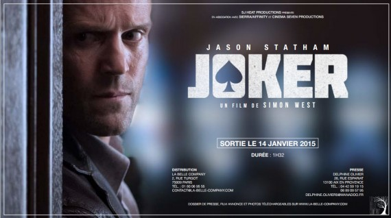 Joker, un film de Simon West