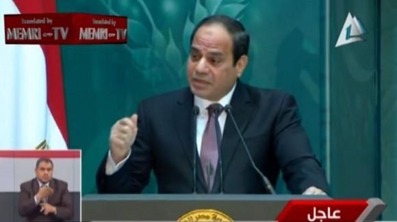 Le président égyptien Al-Sisi appelle l'islam à une « révolution religieuse » contre sa violence