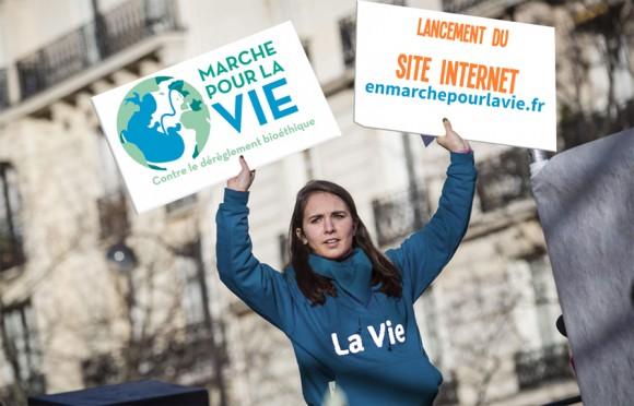 Marche pour la Vie Paris