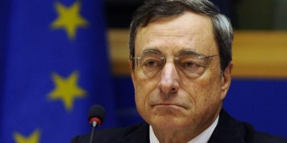 Mario Draghi Déflation Risque Limité
