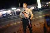 Tir au pigeon à Ferguson
