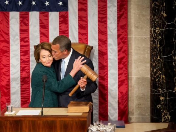 USA fronde conservateurs contre candidat establishment republicain John Boehner