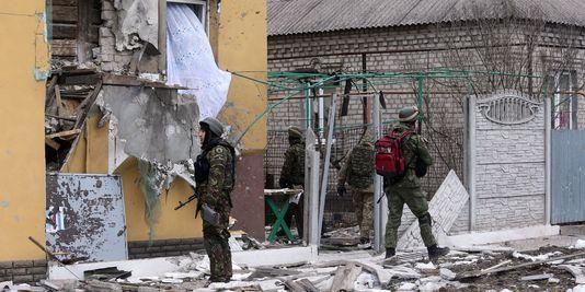 Ukraine nouvelle intensification combats