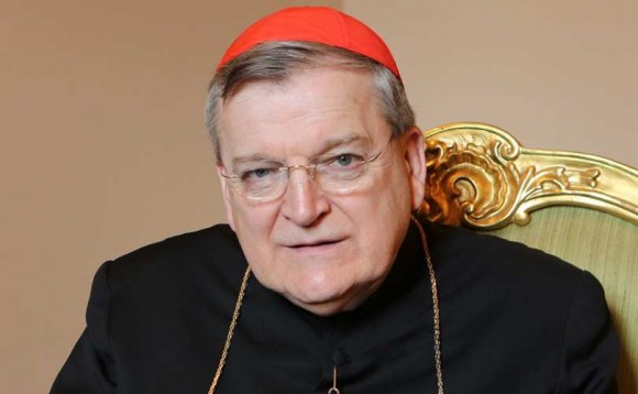 cardinal Burke regrette influence feminisme radical Eglise