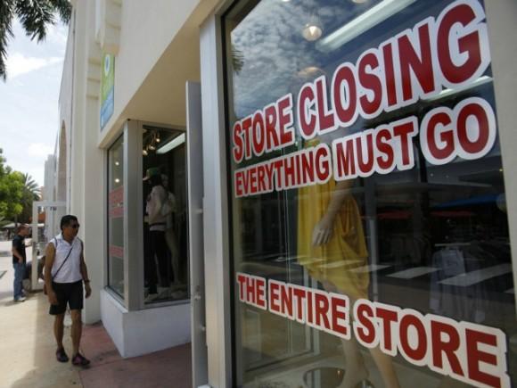 entreprises ouvertures fermetures Etats-Unis