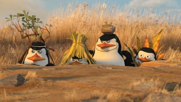 film les pingouins de madagascar 2