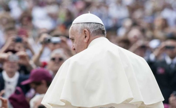 pape critiques morale politique Europe Etats-Unis