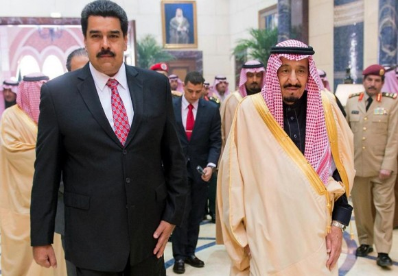 pétrole OPEP Arabie Saoudite Venezuela