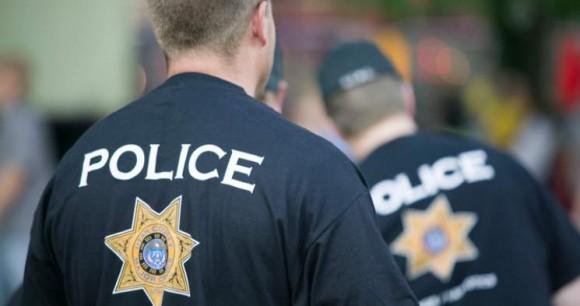 police blancs noirs Etats Unis