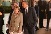 De Budapest à Washington: Angela Merkel, meneuse européenne