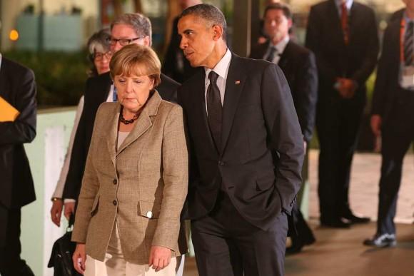 Angela Merkel meneuse europeenne Budapest Washington