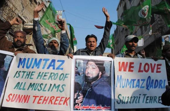 Blasphème Pakistan soutien meurtrier gouverneur Asia Bibi