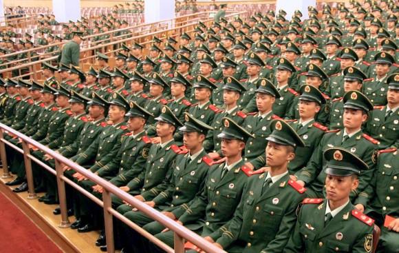Chine dépasser Etats-Unis puissance militaire