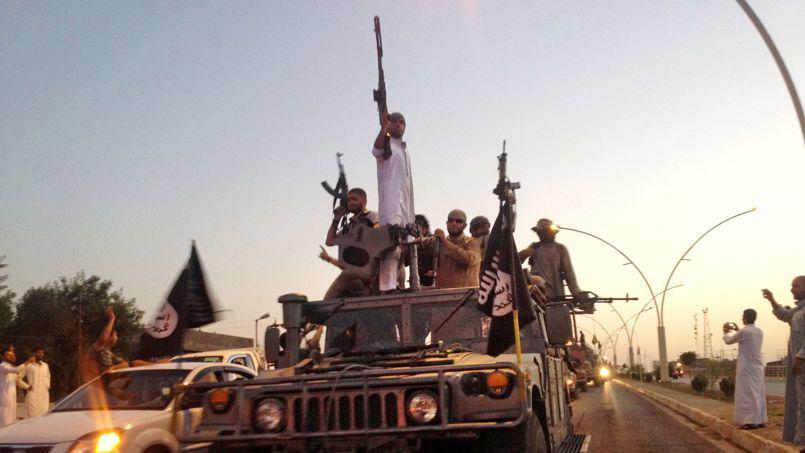 Chretiens nord-est Syrie feu islamiste