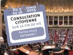 Consultation citoyenne nationale sur la proposition Claeys-Leonetti: au travail contre l'euthanasie!