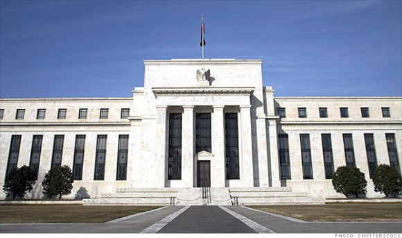 Fed banque centrale pressions
