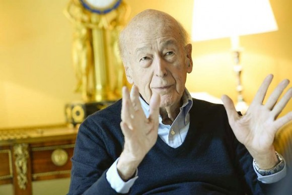 Giscard favorable Grexit