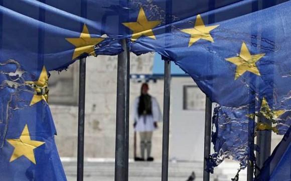 Grece Alan Greenspan crise sortie zone euro