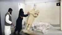 Irak: l'Etat islamique détruit les œuvres millénaires d'un musée à Mossoul