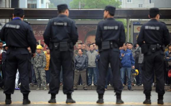 Liu Han Chine exécuté milliardaire gouvernement
