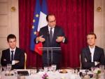 Loi Macron, travail dominical, 49.3: ce que cherchent d'abord Valls et Hollande