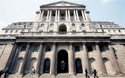 Mark Carney, gouverneur de la Banque Centrale d'Angleterre, annonce une inflation négative