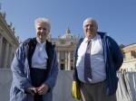 """New Ways Ministry: un groupe LGBT """"catholique"""" pour la défense des droits homosexuels reçu à l'audience du pape François"""