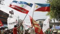 L'ombre du terrorisme islamique plane sur les Philippines où l'opposition est désormais liée à l'Etat islamique