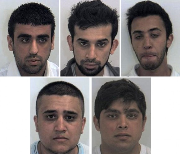 Rotherham gang violeurs enfants continuent