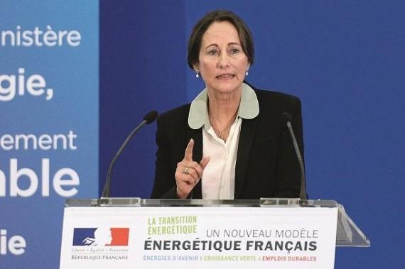 Ségolène Royal - accord entre les ministères de l'Ecologie et de la Défense sur l'implantation d'éoliennes