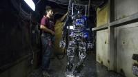 L'US Navy teste son robot-pompier pour la première fois